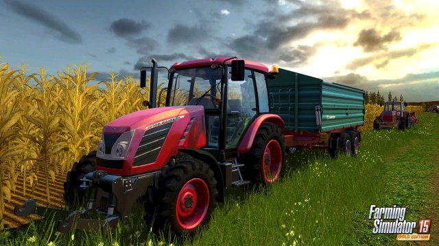Farming Simulator 15 Gold Edition