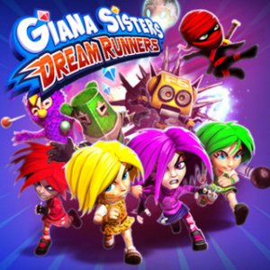 Giana Sisters: Dream Runners per PlayStation 4