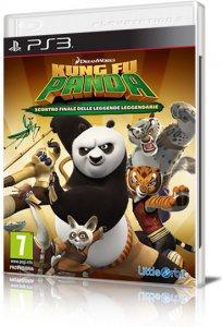 Kung Fu Panda: Scontro Finale delle Leggende Leggendarie per PlayStation 3