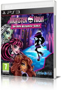 Monster High: Una Nuova Mostramica a Scuola per PlayStation 3