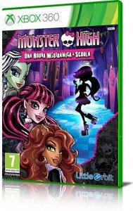 Monster High: Una Nuova Mostramica a Scuola per Xbox 360