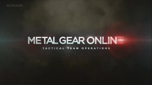 Metal Gear Online - Tactical Team Operations per PlayStation 4