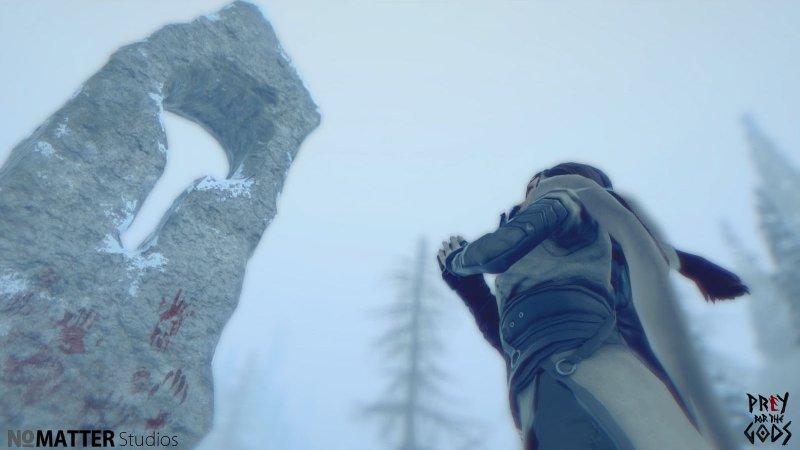 Parte la campagna Kickstarter per Prey for the Gods, l'action survival ispirato a Shadow of the Colossus