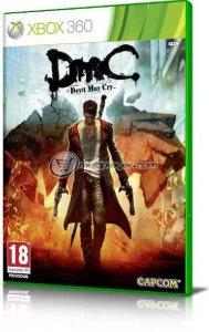 DmC Devil May Cry per Xbox 360