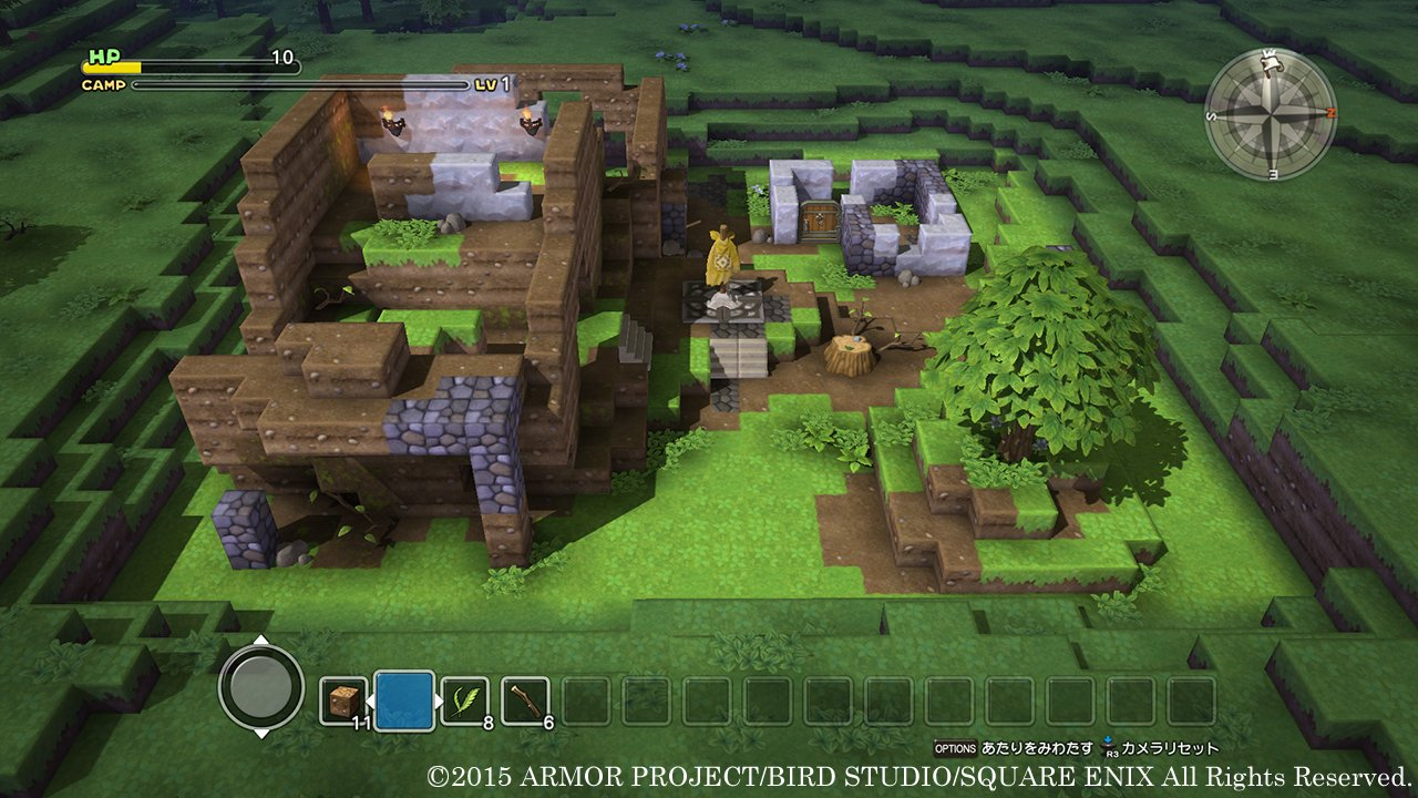 Dragon Quest Builders Multiplayer