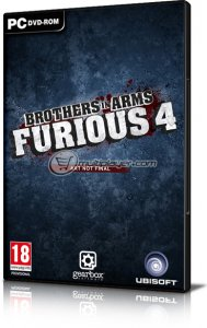 Brothers in Arms: Furious 4 per PC Windows