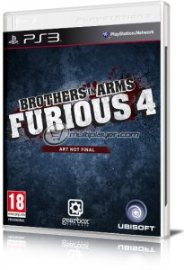 Brothers in Arms: Furious 4 per PlayStation 3