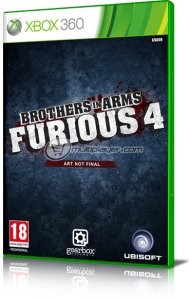 Brothers in Arms: Furious 4 per Xbox 360