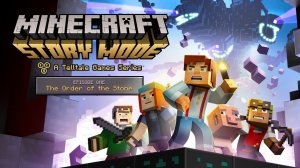 Minecraft: Story Mode - Episode 1: The Order of Stone per Nintendo Wii U