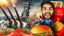 A Pranzo con World of Warships