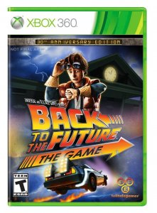 Back to the Future: The Game - 30th Anniversary Edition per Xbox 360