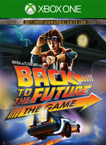 Back to the Future: The Game - 30th Anniversary Edition per Xbox One