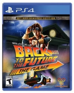 Back to the Future: The Game - 30th Anniversary Edition per PlayStation 4