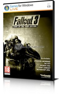 Fallout 3 Game of the Year Edition per PC Windows