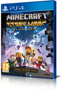 Minecraft: Story Mode - Episode 1: The Order of Stone per PlayStation 4
