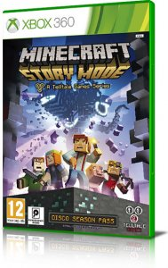 Minecraft: Story Mode - Episode 1: The Order of Stone per Xbox 360
