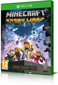 Minecraft: Story Mode - Episode 1: The Order of Stone per Xbox One