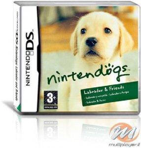 Nintendogs: Labrador and Friends per Nintendo DS