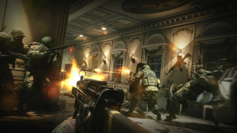 Tom Clancy's Rainbow Six: Siege - La Gente Mormora