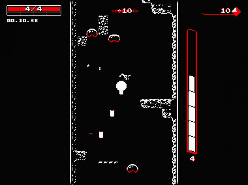 Downwell arriverà su PlayStation 4 e PlayStation Vita nel corso del 2016
