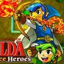 Un nuovo aggiornamento a The Legend of Zelda: Tri Force Heroes porta gli Hero Points nel gioco