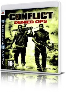 Conflict: Denied Ops per PlayStation 3