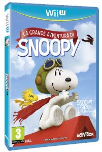 La Grande Avventura di Snoopy per Nintendo Wii U