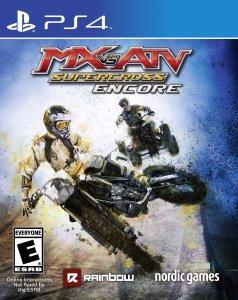 MX Vs. ATV: Supercross Encore per PlayStation 4