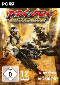 MX Vs. ATV: Supercross Encore per PC Windows