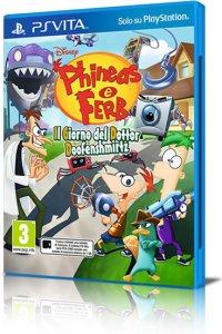 Phineas e Ferb: Il Giorno del Dottor Doofenshmirtz per PlayStation Vita