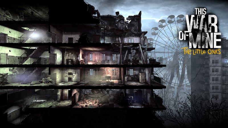 This War Of Mine: The Little Ones è disponibile in acquisto e download anticipato su Xbox One