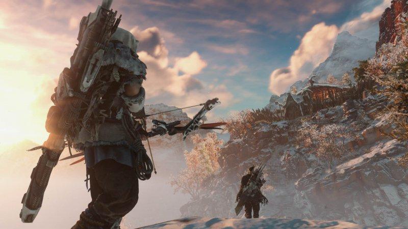 Guerrilla spiega l'assenza di una modalità multiplayer in Horizon: Zero Dawn