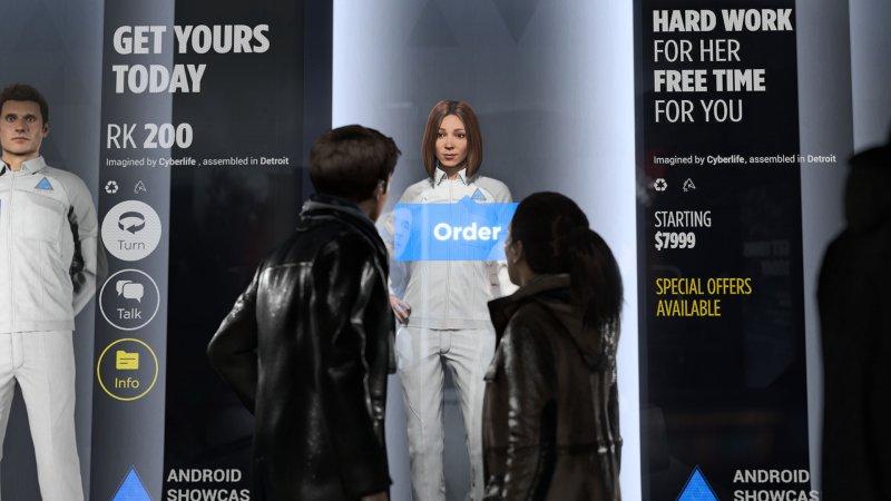 Detroit: Become Human sarà presente all'E3 2016