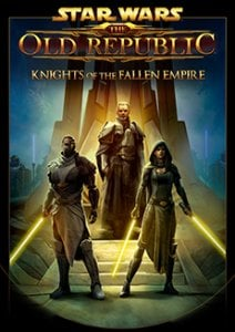 Star Wars: The Old Republic - Knights of the Fallen Empire per PC Windows