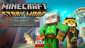 Minecraft: Story Mode - Episode 2: Assembly Required per Nintendo Wii U