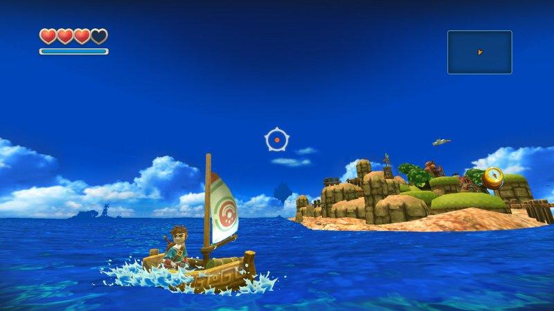 Oceanhorn sarà uno dei titoli di lancio di Apple TV