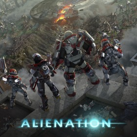 Alienation per PlayStation 4