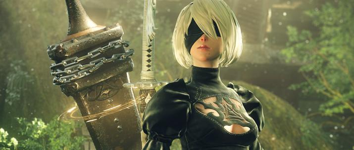 Nier Automata: likeassassin's 2B cosplay is perfect