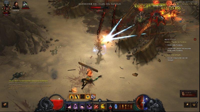 L'aggiornamento 2.4 di Diablo III: Reaper of Souls uscirà il 15 gennaio