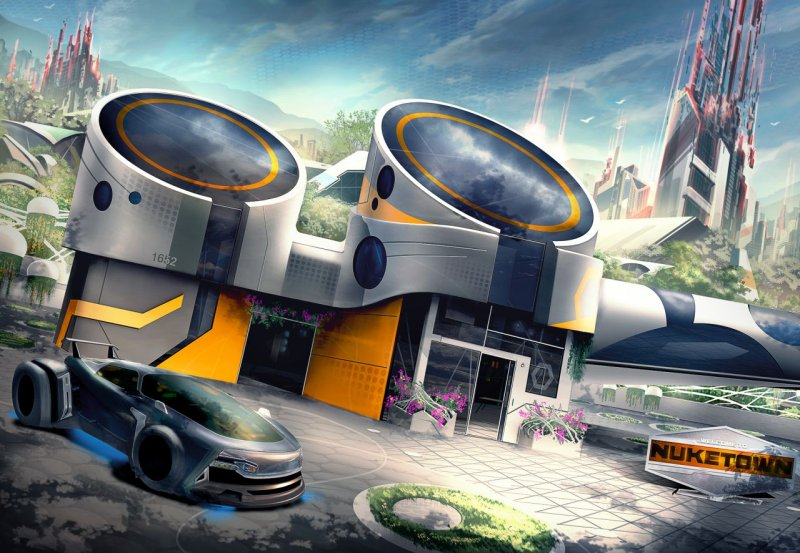 La mappa Nuk3town è ora disponibile gratis per Call of Duty: Black Ops III