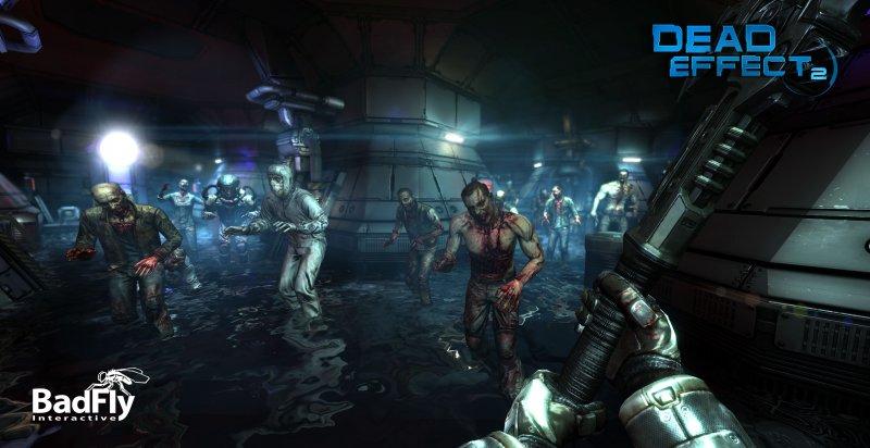 Zombie dall'oltrespazio