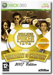 World Series of Poker: Tournament of Champions per Xbox 360