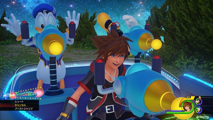 Tetsuya Nomura assicura che lo sviluppo di Kingdom Hearts III sta procedendo