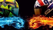 Valentino contro Lorenzo: la sfida in MotoGP 15