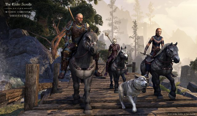 The Elder Scrolls Online: Tamriel Unlimited - Orsinium