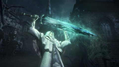 Bloodborne PSX: the demake continues development, clash with Cleric Beast revealed