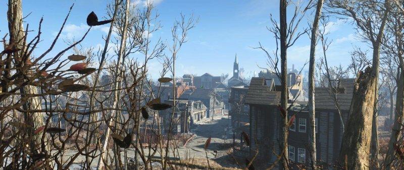 Il viaggio rapido è ancora disponibile nella modalità Survival di Fallout 4