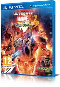 Ultimate Marvel Vs. Capcom 3 per PlayStation Vita