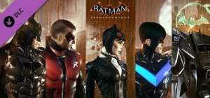 Batman: Arkham Knight - Pacchetto sfida combattente del crimine n. 2 per PC Windows