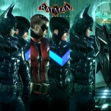 Batman: Arkham Knight - Pacchetto sfida combattente del crimine n. 3 per PlayStation 4